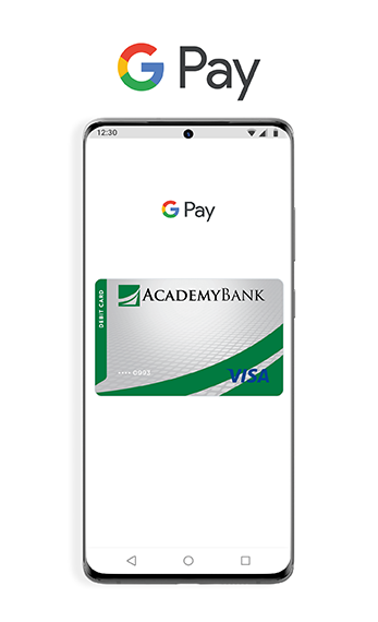 Google Pay and Android phone